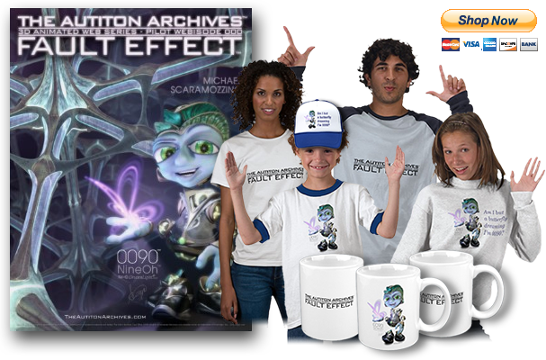The Autiton Archives Merchandise